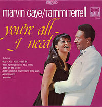 Marvin Gaye and Tammi Terrell - You're all I need